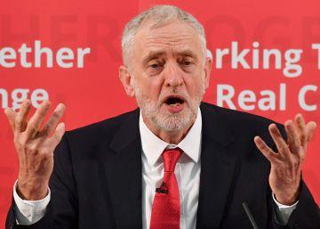 Corbyn gira al 'Brexit'
