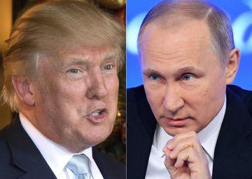 La amistad de Trump y Putin