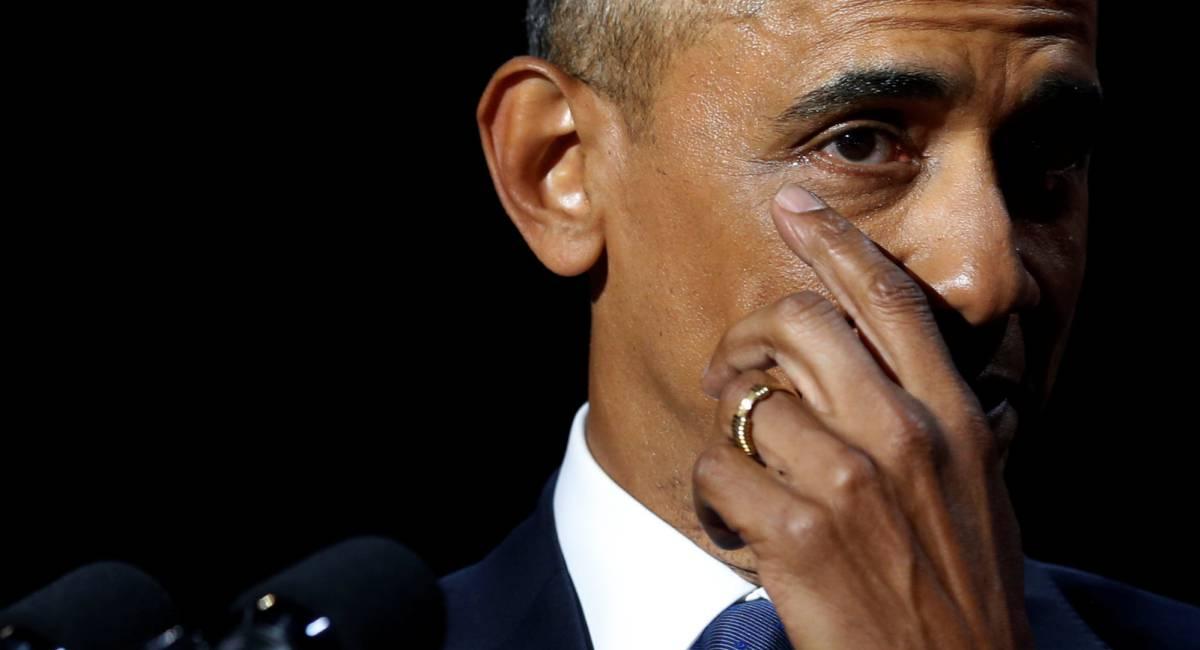 Obama se despide alertando de las amenazas a la democracia