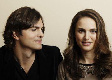 """Ashton Kutcher, a Natalie Portman: """"Muy orgulloso de la lucha por la igualdad"""""""