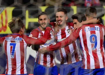 Atlético de Madrid - Betis, en imágenes