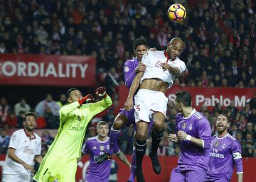 Sevilla - Real Madrid, en imágenes