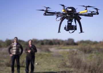 Drones y georradares en busca del tesoro perdido