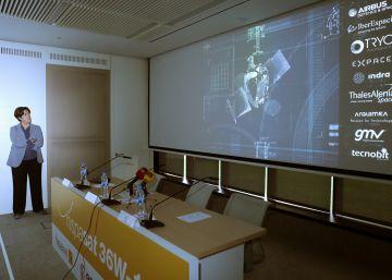 Hispasat lanza el primer satélite que se puede reorientar