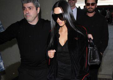 Kim Kardashian reaparece en Dubái y se filtra su declaración a la policía