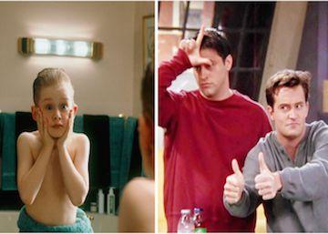 13 años esperando: la prueba de la conexión entre 'Friends' y 'Solo en casa'