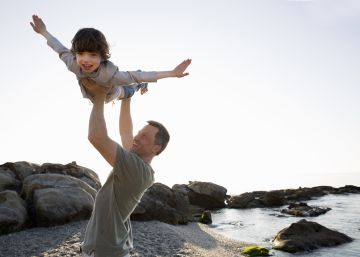 """""""Los niños que se sienten acompañados por sus padres hacen más actividad física"""""""