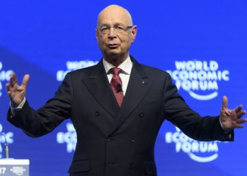 El inventor del Foro de Davos