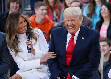 La única lección de estilo que nos ha dado Donald Trump