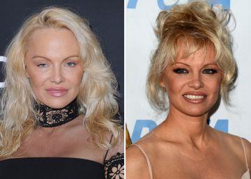 La última trasformación de Pamela Anderson