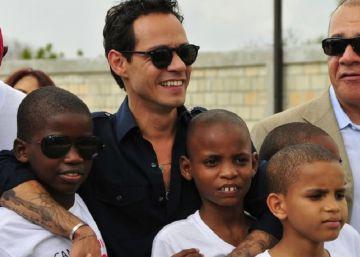 Marc Anthony abre en Puerto Rico un albergue para niños víctimas de abusos