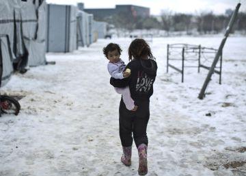 Familias rotas en la Europa de los refugiados