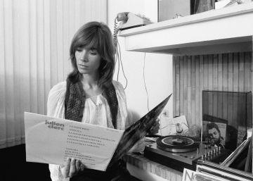 Françoise Hardy, el icono luminoso de la decada de los 60