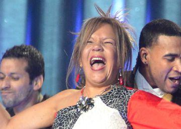 Muere carbonizada Loalwa Braz, la cantante brasileña que popularizó la lambada