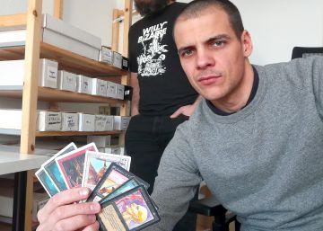 ¿Forrarse vendiendo cartas de Magic? Este valenciano lo está haciendo
