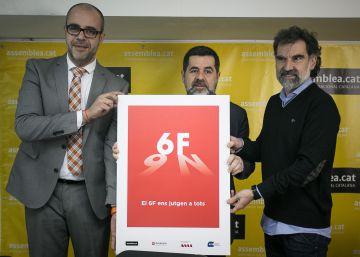 El soberanismo llama a librar el 6 de febrero para apoyar a Mas en su juicio