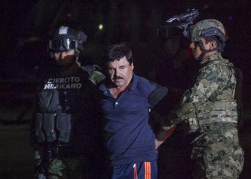 El Chapo, en imágenes