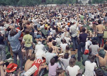 Las grandes manifestaciones de Washington