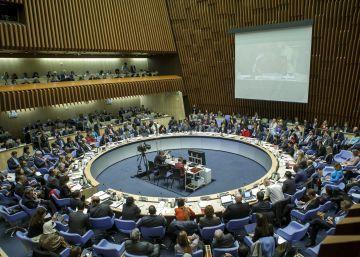 ¿Hacia dónde se dirige la Organización Mundial de la Salud?