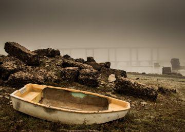 Sequía insólita en Galicia