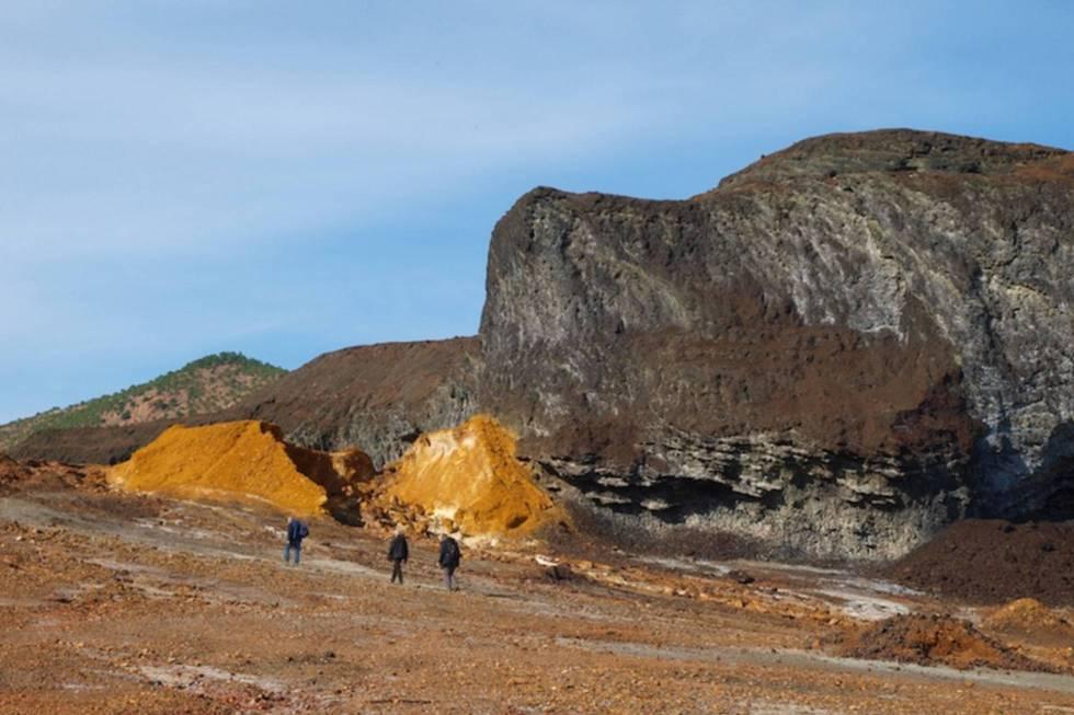 Río Tinto, en Huelva, fue el lugar donde se econtró la levadura que sirve para convertir los residuos agrícolas en aceites