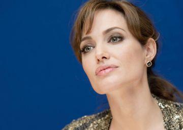 Angelina Jolie, imagen solidaria del perfume Mon Guerlain