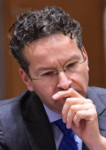 Eurogroup President Jeroen Dijsselbloem said Spain needs to take no further measures for the moment.