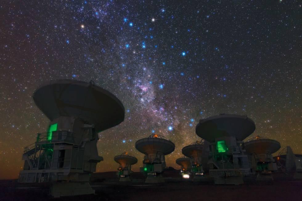 Um enorme vazio faz com que nossa galáxia viaje a dois milhões de quilômetros por hora