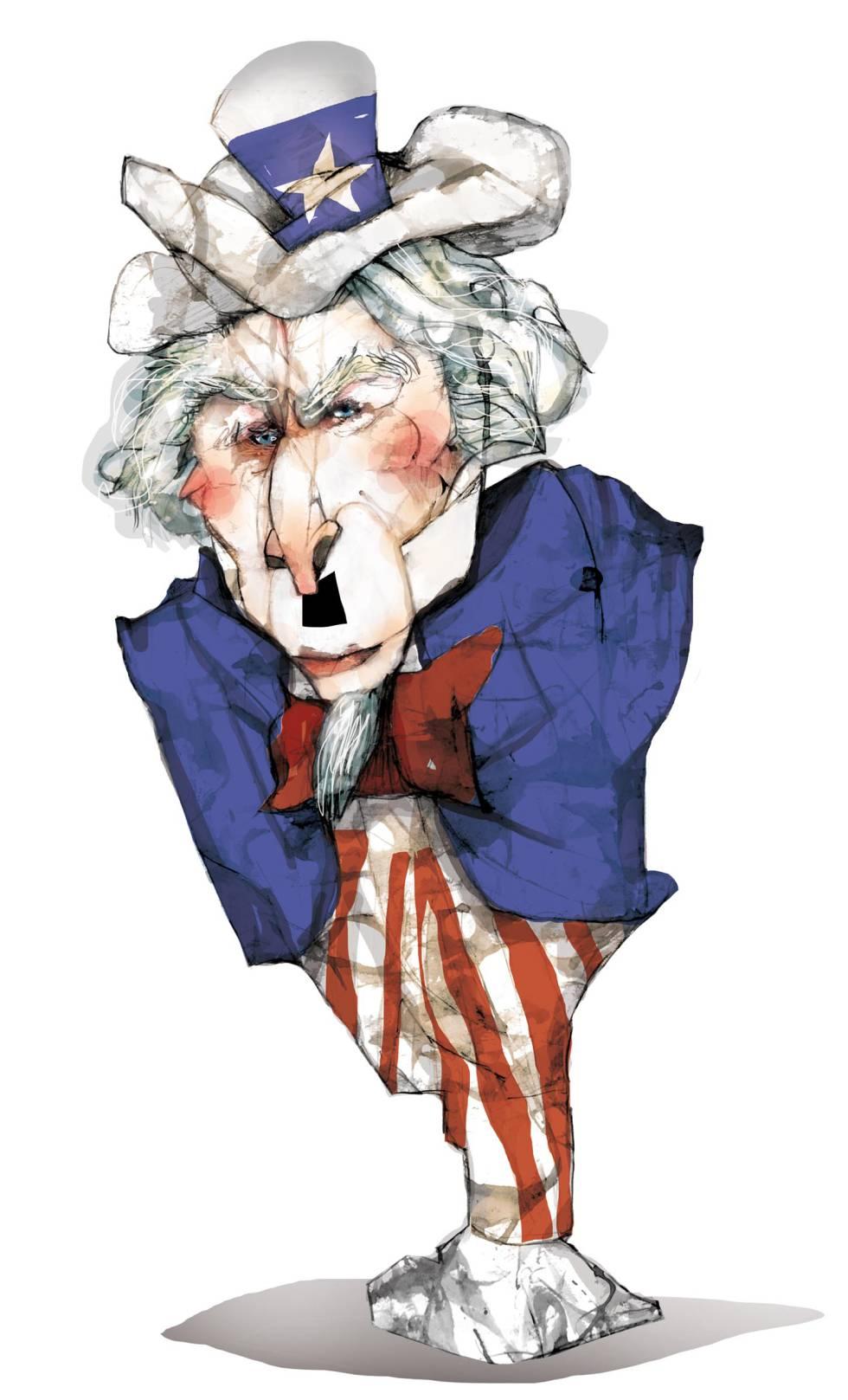 El desengaño americano