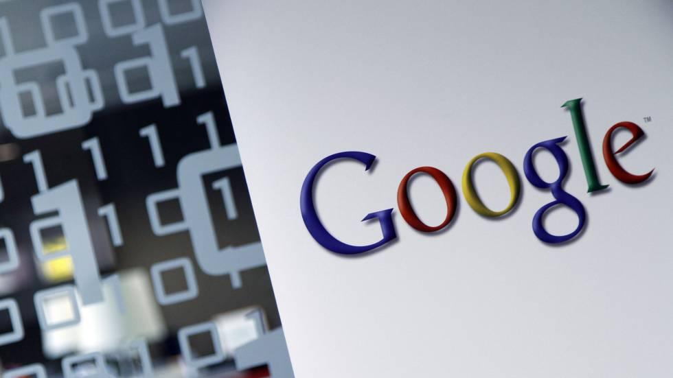 Logo de Google.rn