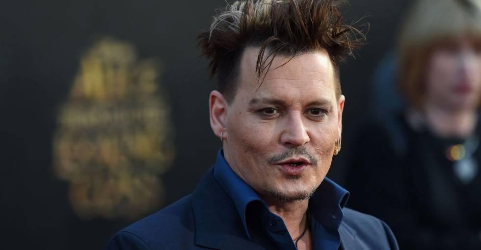 Johnny Depp e o lado sombrio da fama