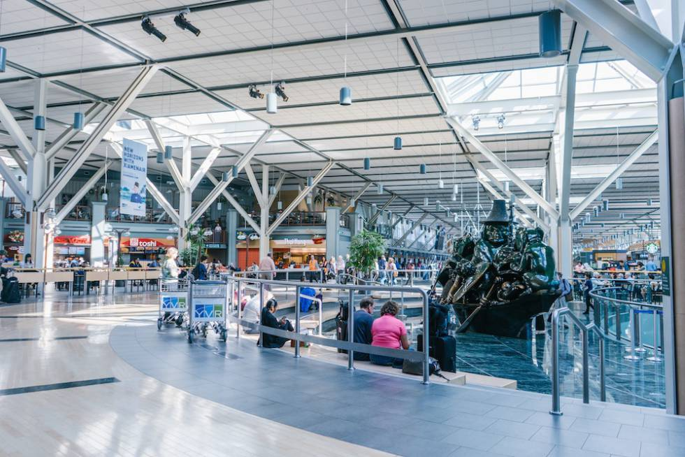 Os 10 melhores aeroportos do mundo