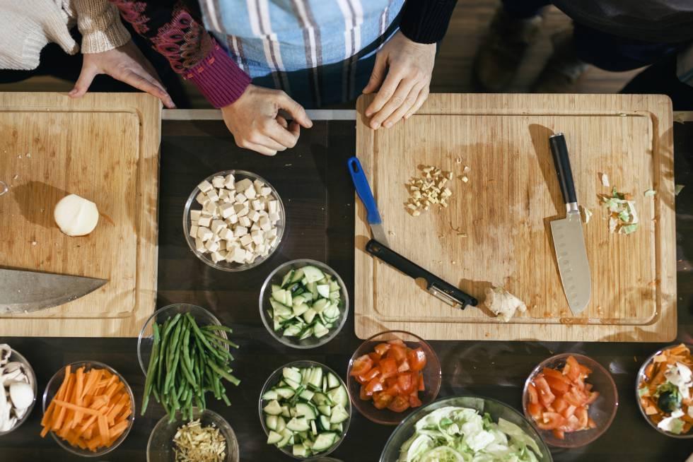 La cocina de las vanidades