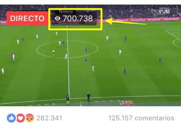 How millions of fans are watching pirated soccer on Facebook Live