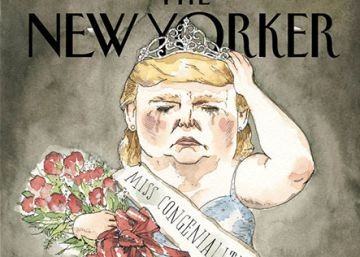Portadas de la revista The New Yorker
