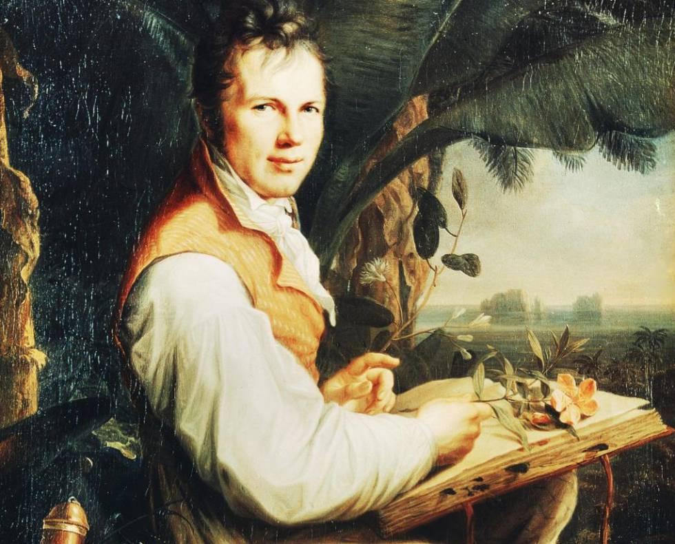 Briefe Alexander Von Humboldt : Alexander von humboldt el héroe de la independencia