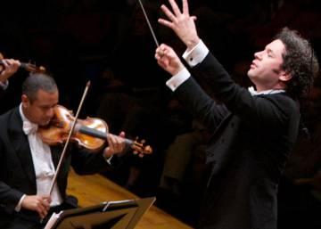 Mar a valverde se casa con el director de orquesta gustavo dudamel estilo el pa s - Casas de musica en barcelona ...