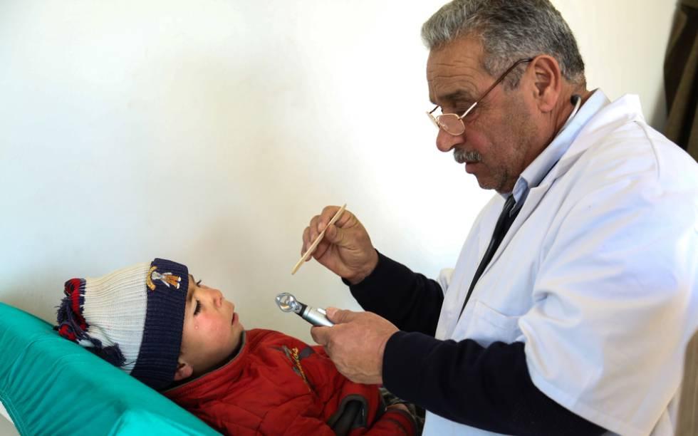 Sin vacunas: daño colateral para una generación de sirios