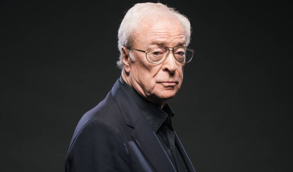 El actor Michael Caine.