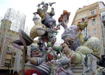 Catalonia denies it has claimed Valencia's Fallas festival as its own