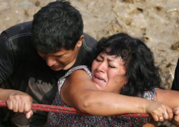 Peruvians struggle to cope with the country's dramatic floods