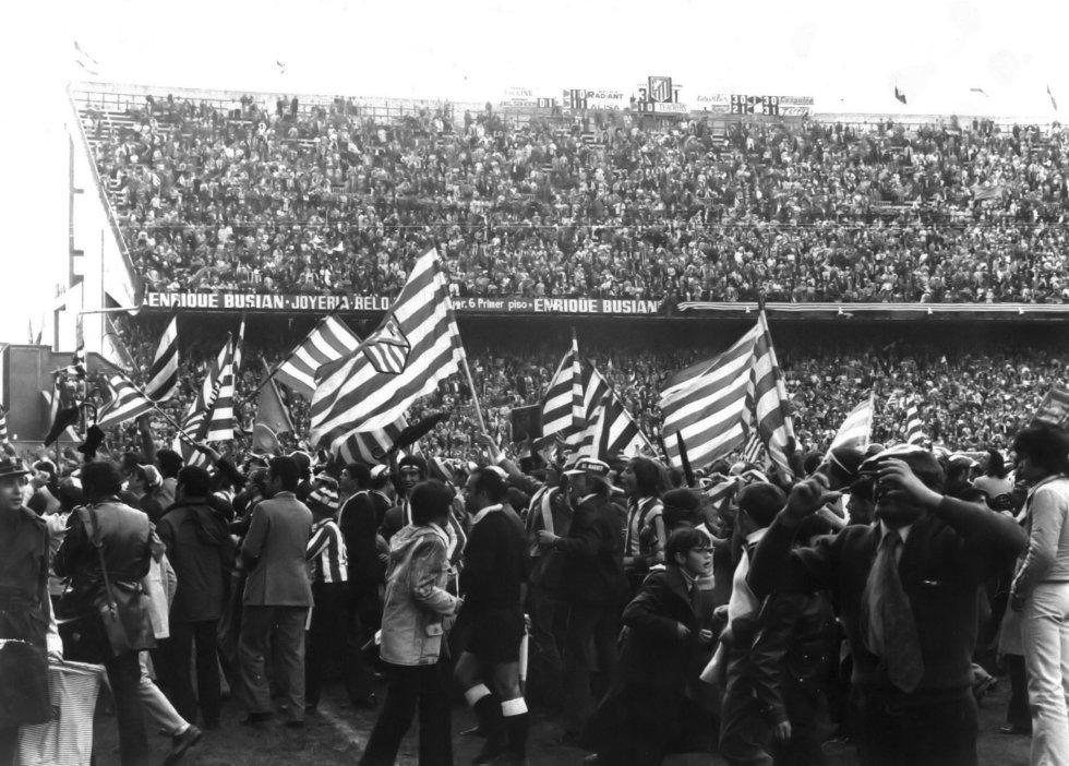 Primer título de Liga en el Calderón