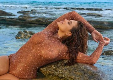 Las fotos sexis de Ashley Graham para 'Sports Illustrated'