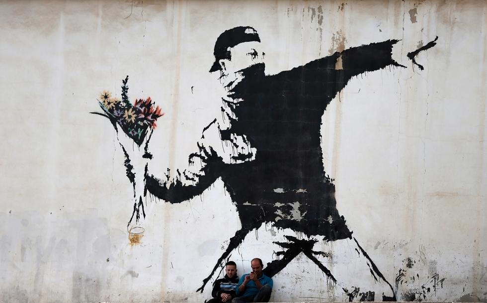 Banksy, el desconocido más famoso del mundo