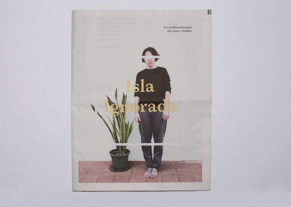 La revista de 'Grindr', el primer periódico de lesbianas y otras publicaciones del futuro