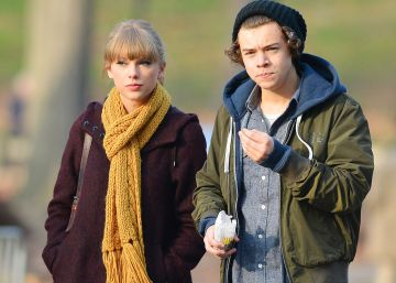 Harry Styles habla de su romance con Taylor Swift