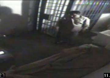 Security camera footage of El Chapo's escape released by Mexican authorities