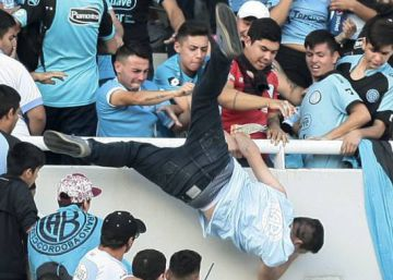 Soccer in Argentina: The latest death in a sick society