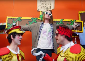 Macaulay Culkin é Kurt Cobain no novo vídeo de Father John Misty