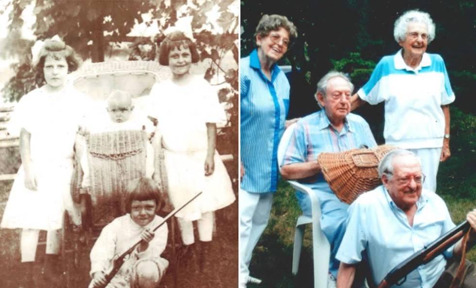 Quatro irmãos de 110, 109, 103 e 101 anos iluminam os genes da longevidade